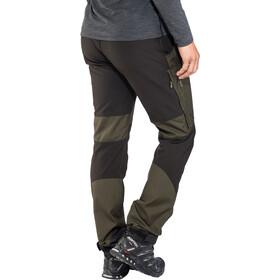 Pinewood Caribou TC Pantalones Hombre, Oliva/negro